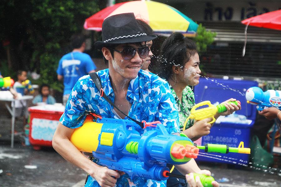 Songkran-Thailande52
