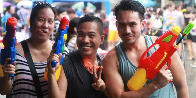 5 conseils pour survivre durant Songkran !