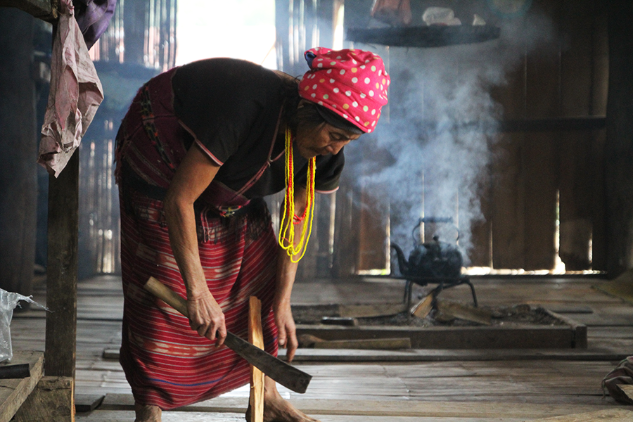Trekking et découverte d'un village Karen à Mae Hong Son