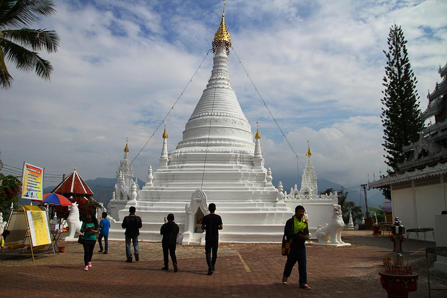 temple Mae Hong Son