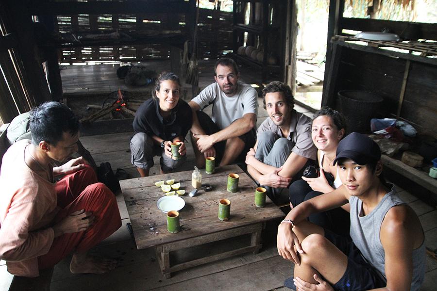 trek Thailande, Mae Hong Son