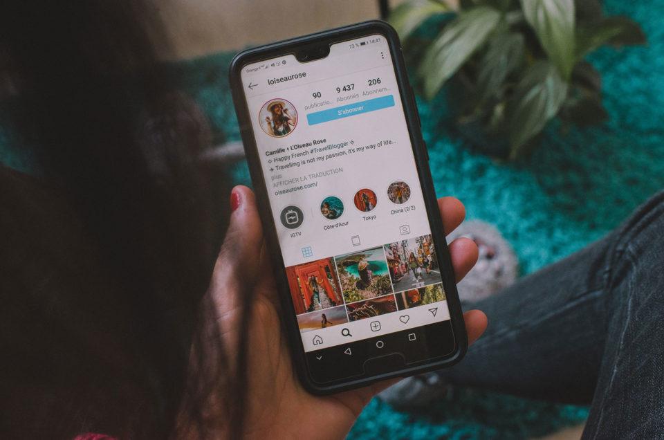 Comment avoir un beau compte Instagam en améliorant son feed ?