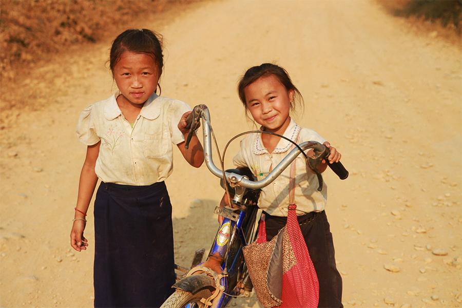 Non, il n'y a pas que le Tubing à Vang Vieng…