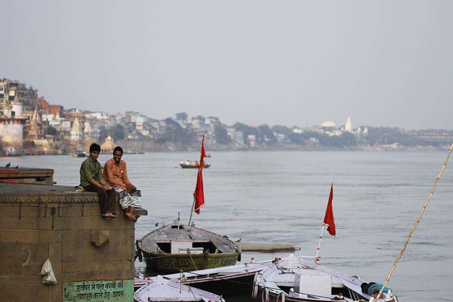 Varanasi : appréhender l'hindouisme sur les rives du Gange