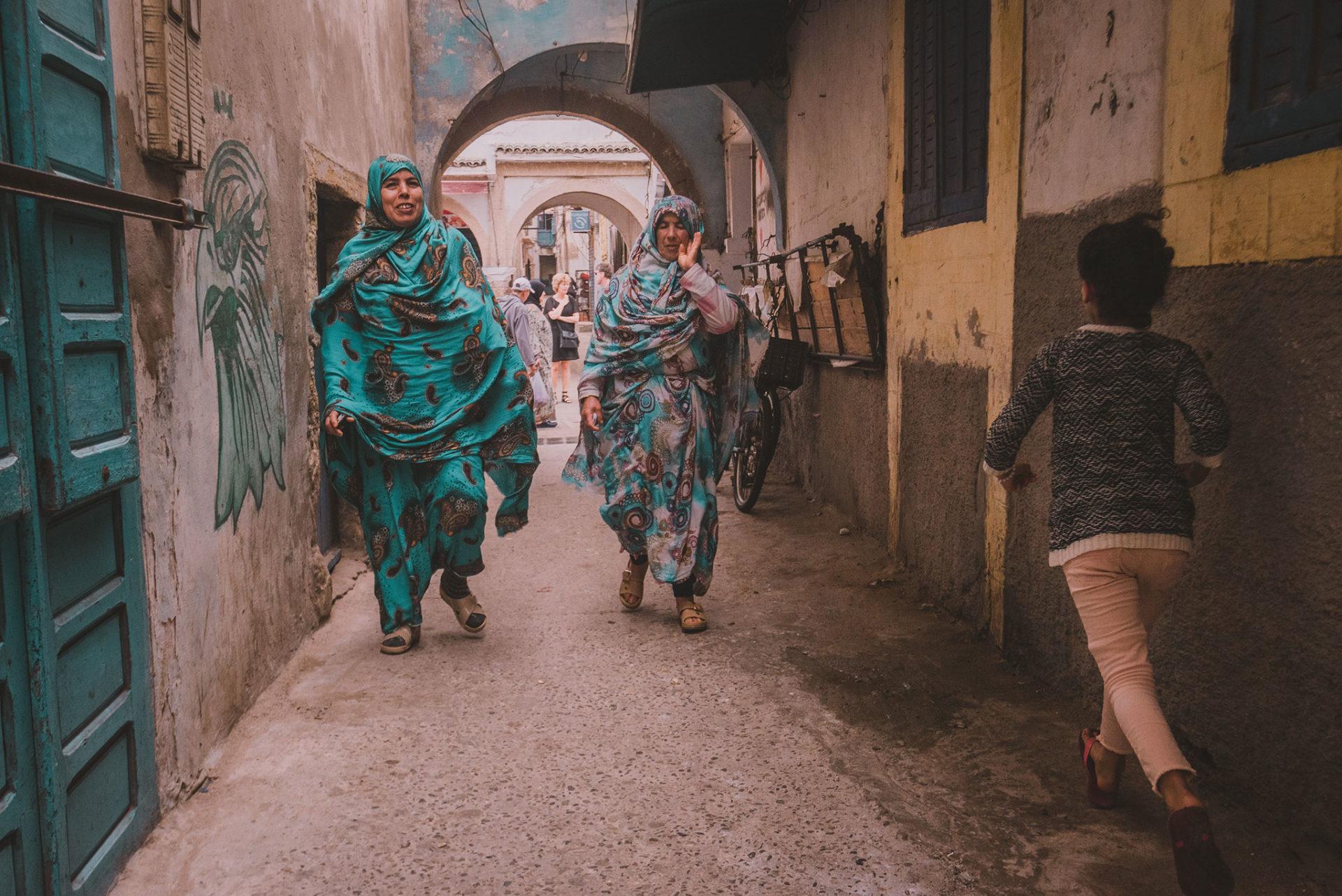 Vie locale à Essaouira