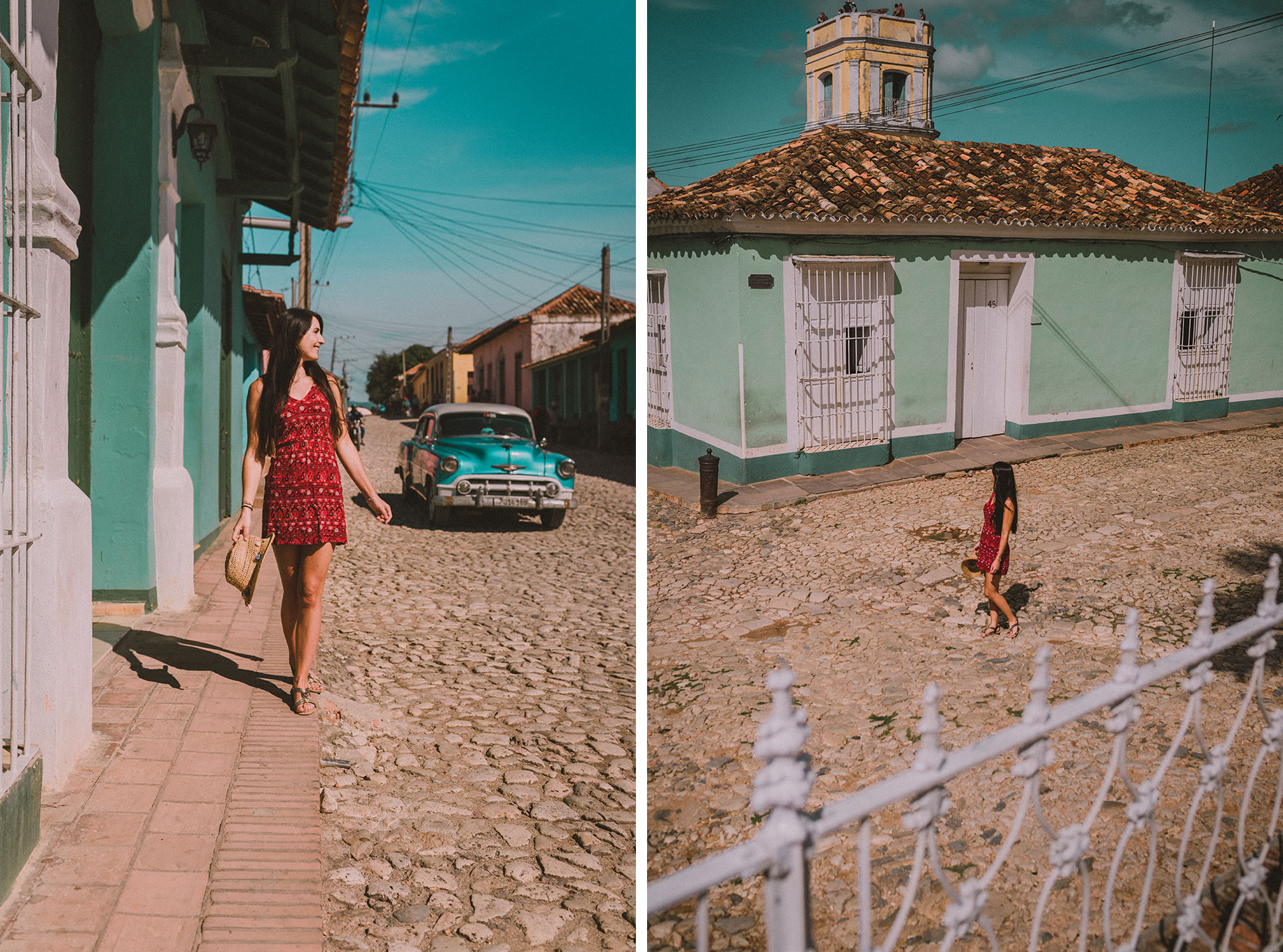 Trinidad est une jolie ville à visiter à Cuba