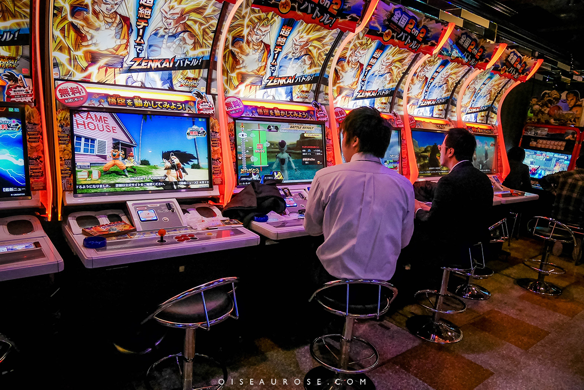 akihabara-jeux
