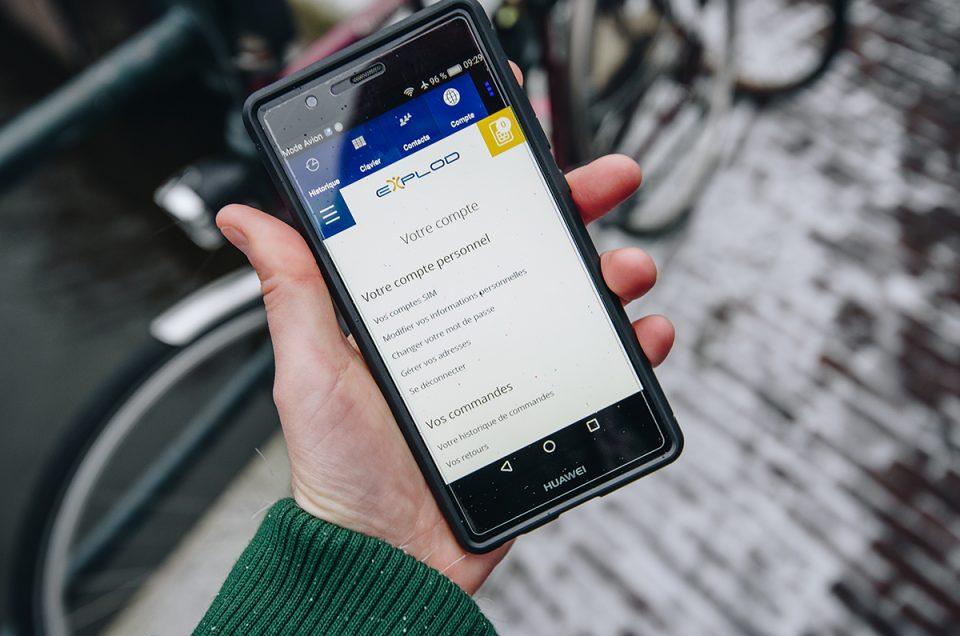 """Test de la carte SIM internationale """"Explod"""" : pour téléphoner depuis l'étranger à moindres coûts !"""