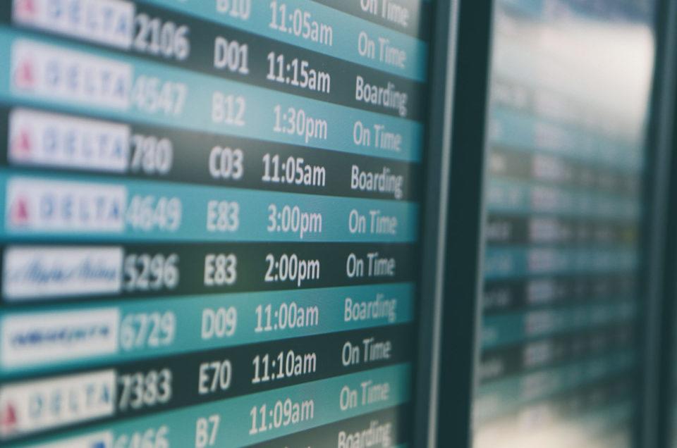 Faites-vous indemniser d'un vol retardé ou annulé grâce à Flightright