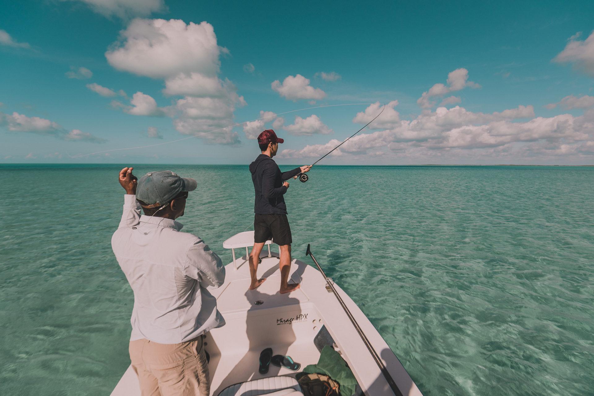 Bonefish, Bahamas
