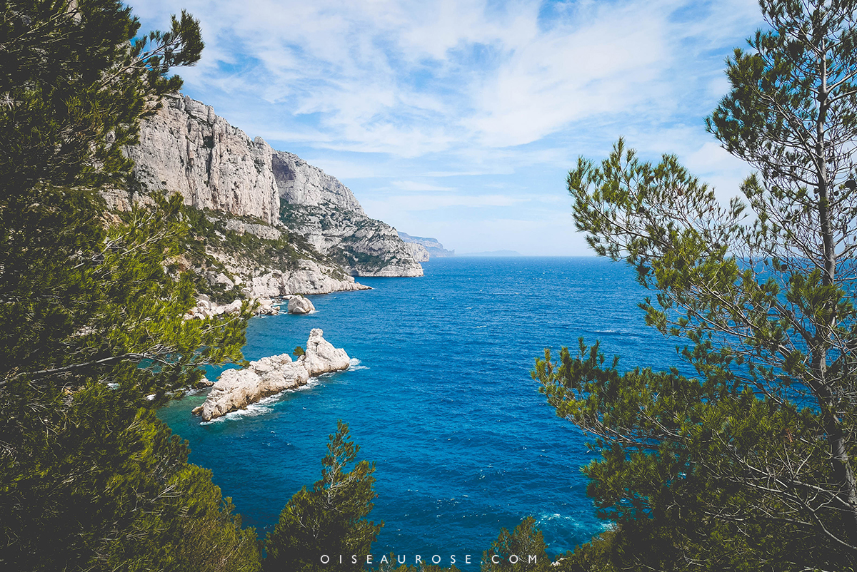 calanques-Marseille