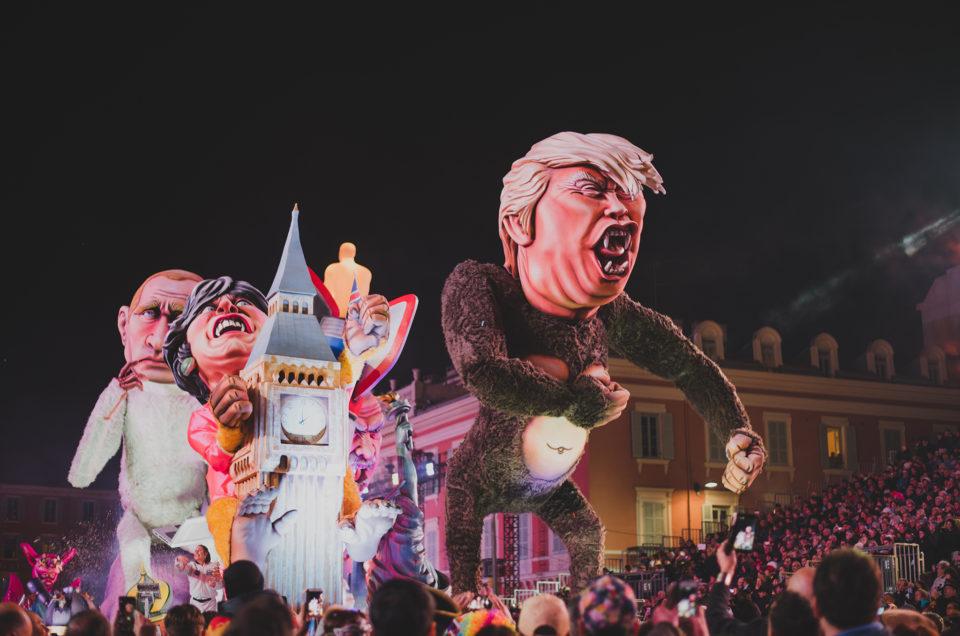 Retour sur le Carnaval de Nice de 2018 en images, avec mes impressions !