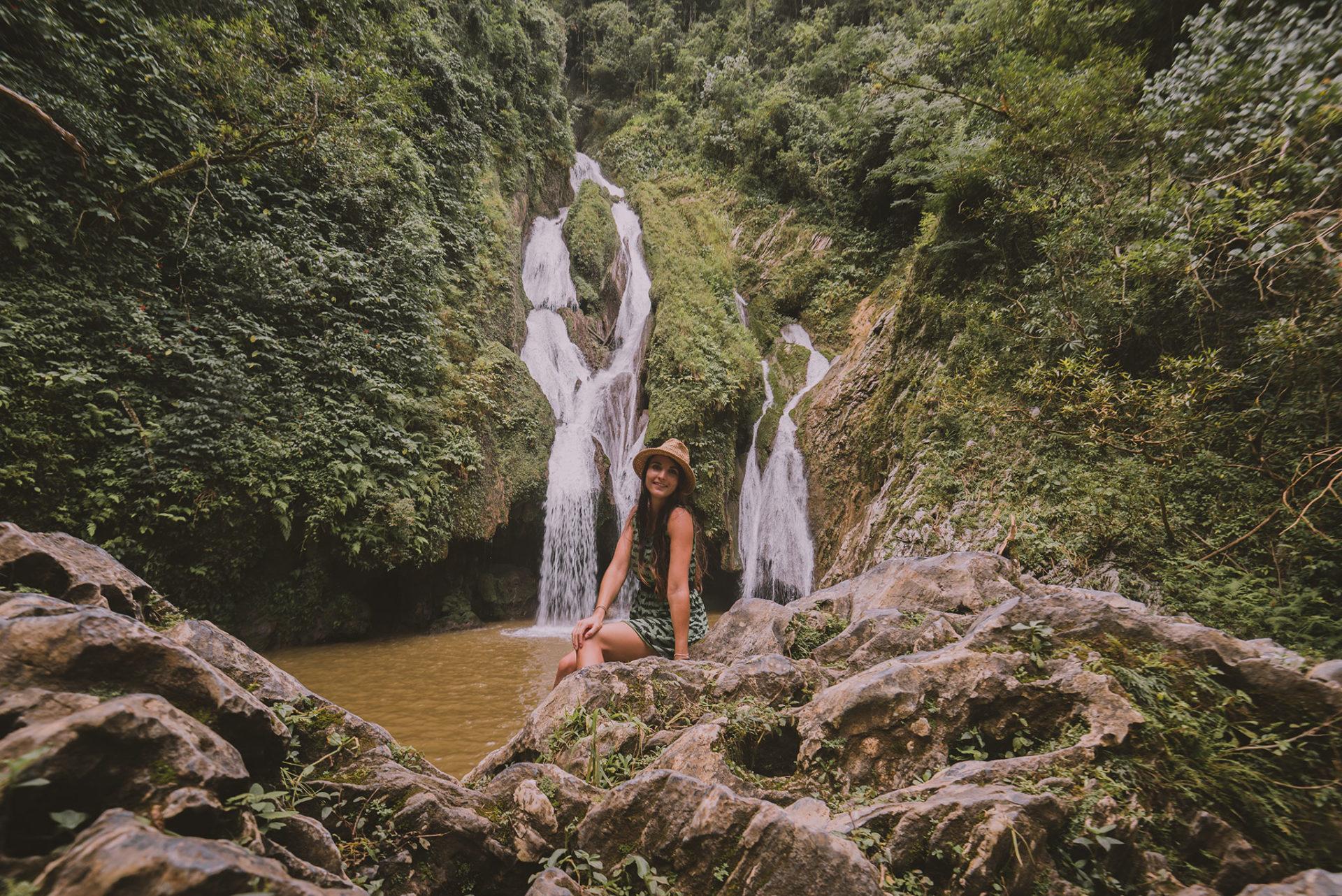 Cascade de Cuba