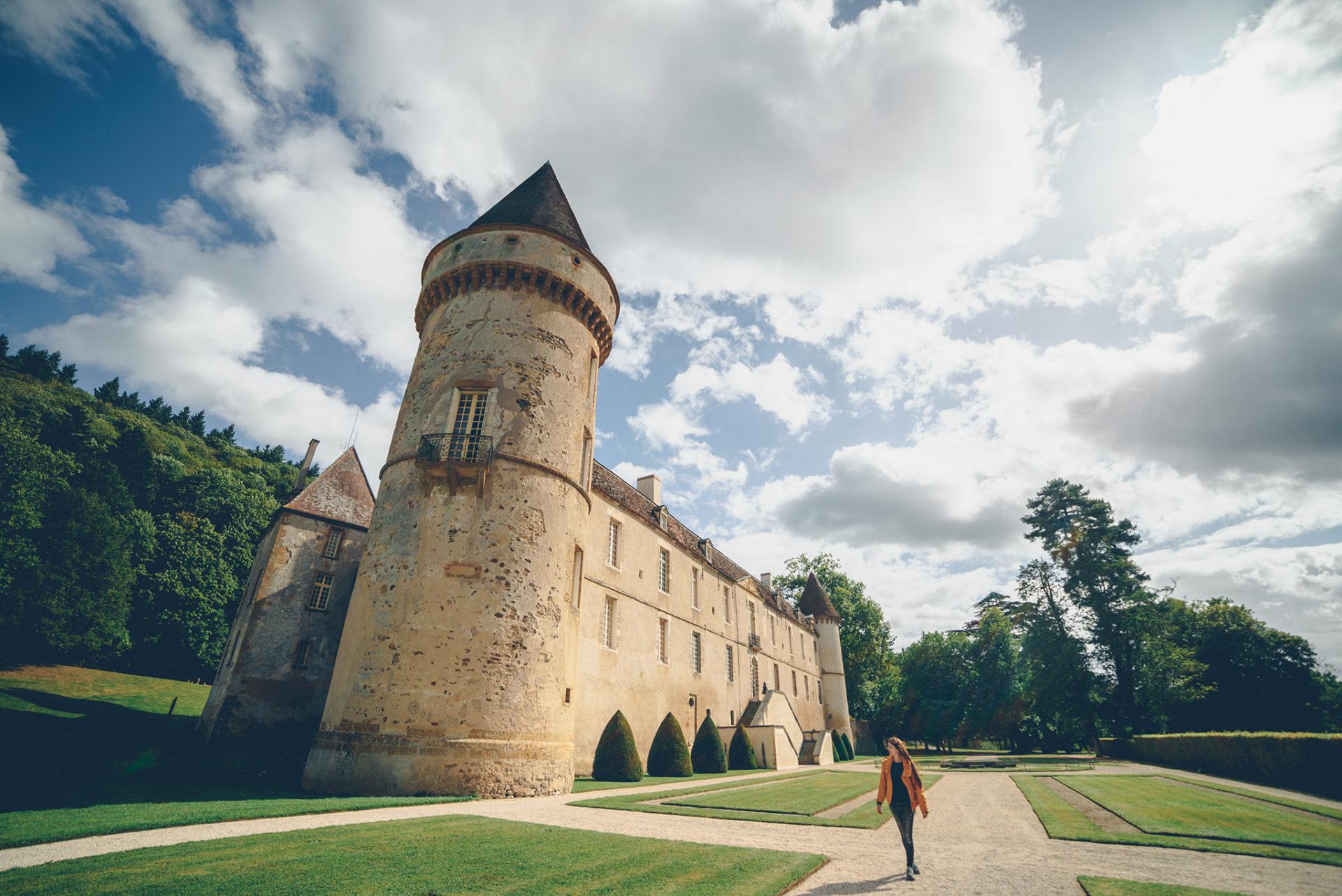 Château de Bazoches, Nièvre