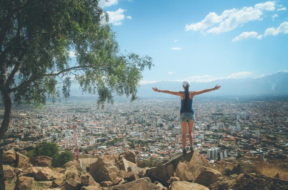 Cochabamba, une ville très animée avec un immense marché !