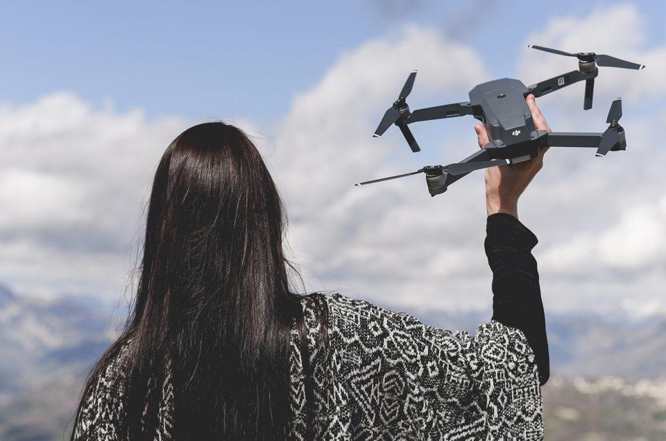 Premier vol avec le drone DJI Mavic Pro : mes conseils et indications sur les réglages de bases si vous débutez !