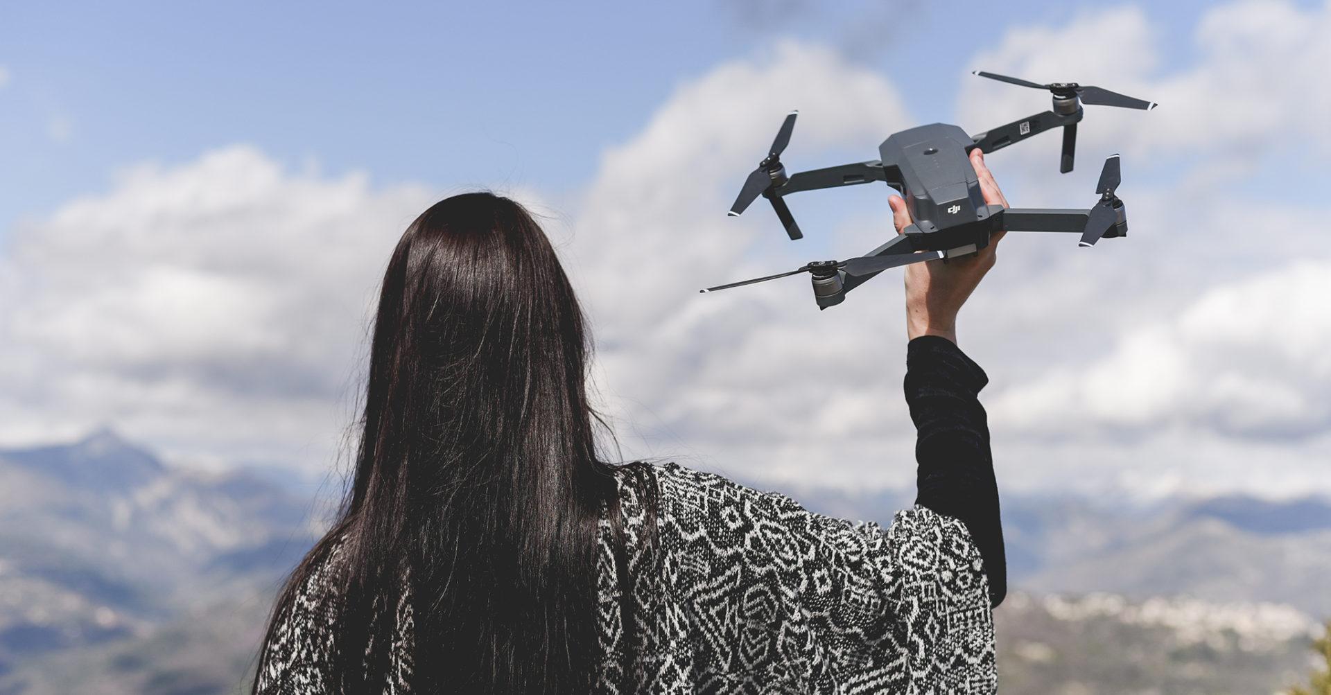 dronex pro bateria