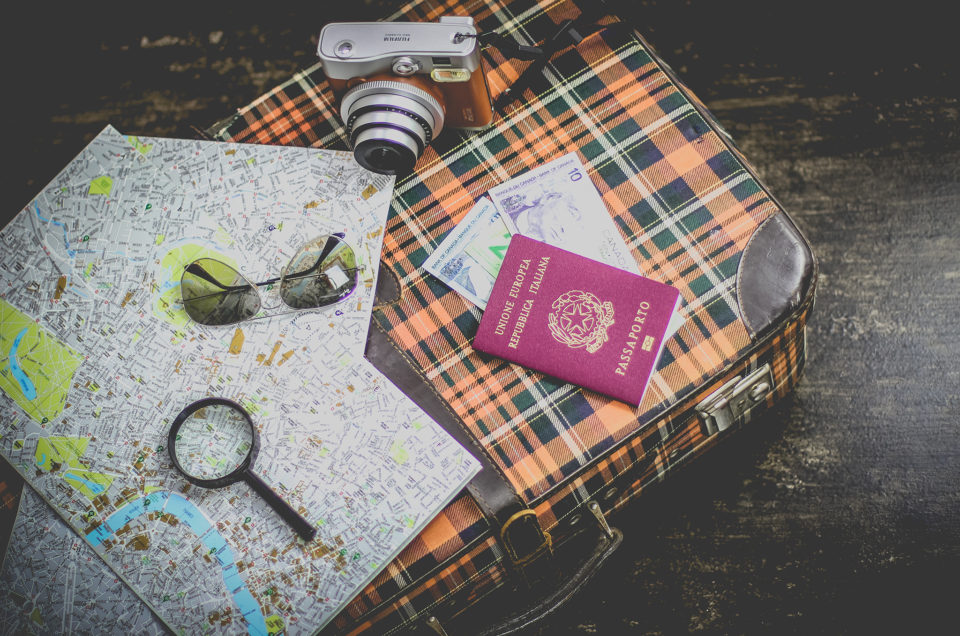 Comment dépenser moins d'argent en voyage ?