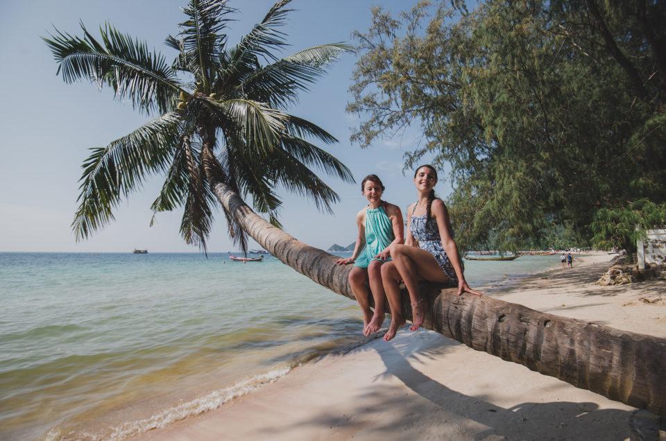 J'ai voyagé avec mes parents en Thaïlande ! L'occasion de leur faire découvrir mes coups de coeur et mon mode de voyage