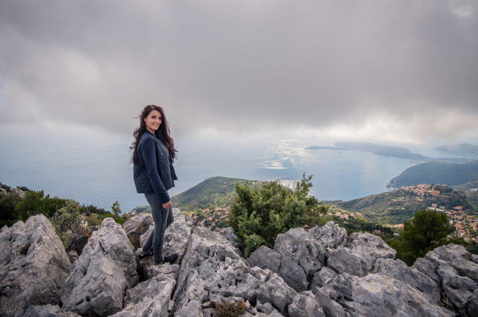 Randonnée au fort de la revère, pour une vue spectaculaire sur Eze-village et toute la côte !