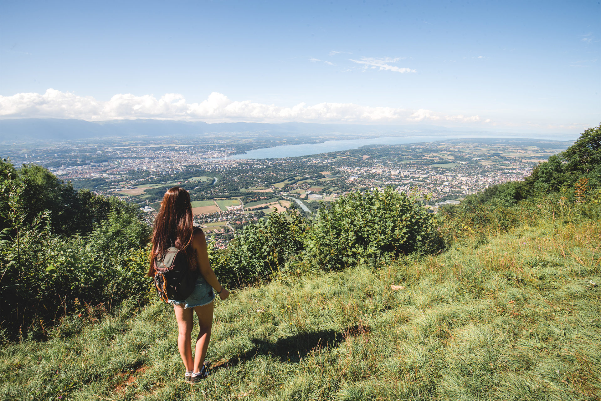 Monter au Mont Salève, Genève