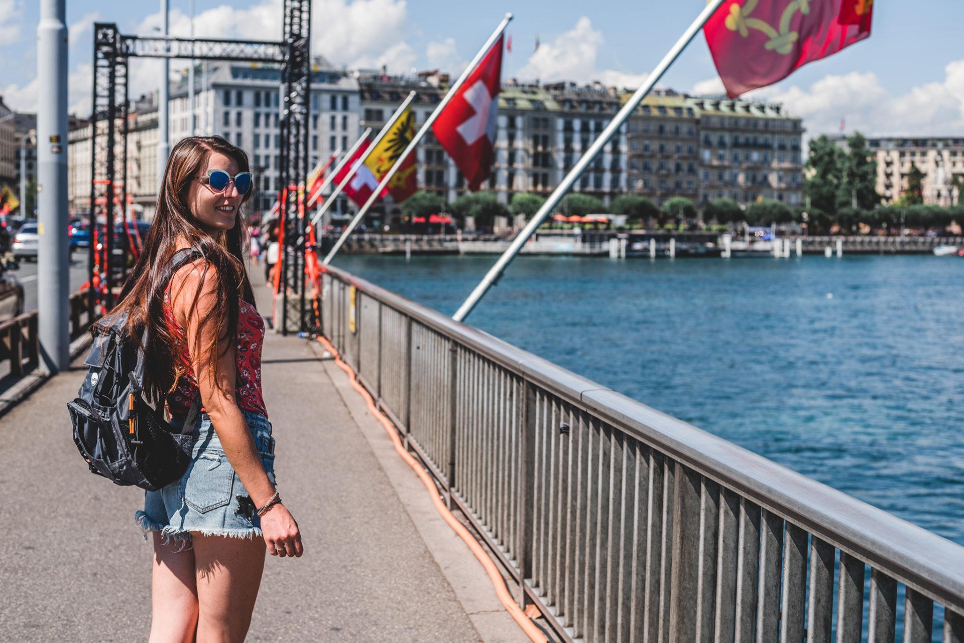Blog voyage à Genève