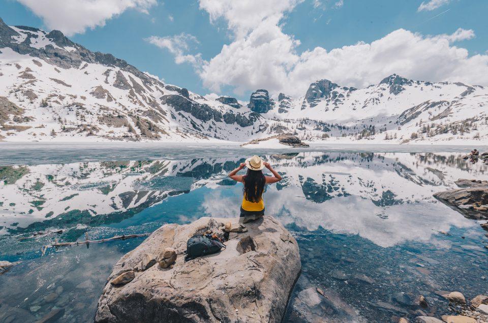 Découverte du lac d'Allos, plus grand lac naturel d'altitude Europe !