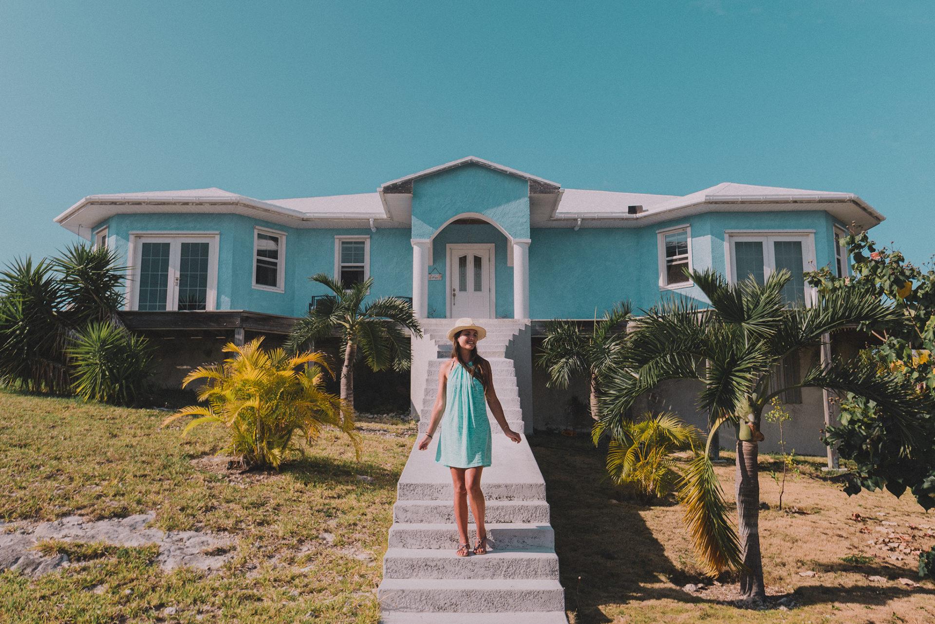 itinéraire aux Bahamas, Spanish Wells