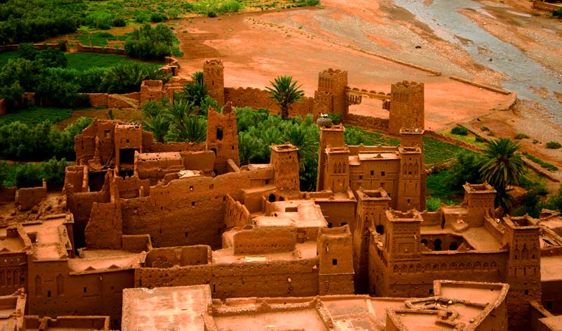 Top 5 des villes Marocaines à visiter