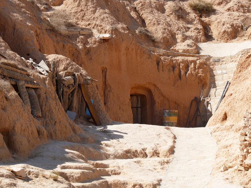 Tunisie: découvrez Matmata et ses maisons troglodytiques