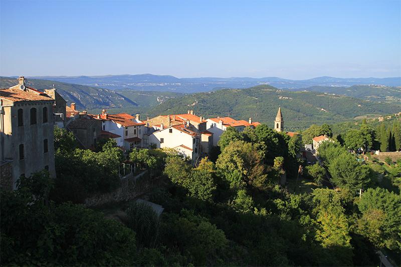 La péninsule d'Istrie en Croatie, une belle région à découvrir !