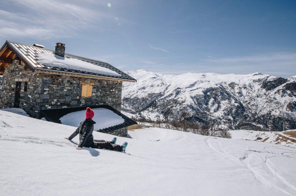 Retour sur mon séjour sportif à Saint-Martin-De-Belleville : ski, raquettes et chiens de traîneau au programme !