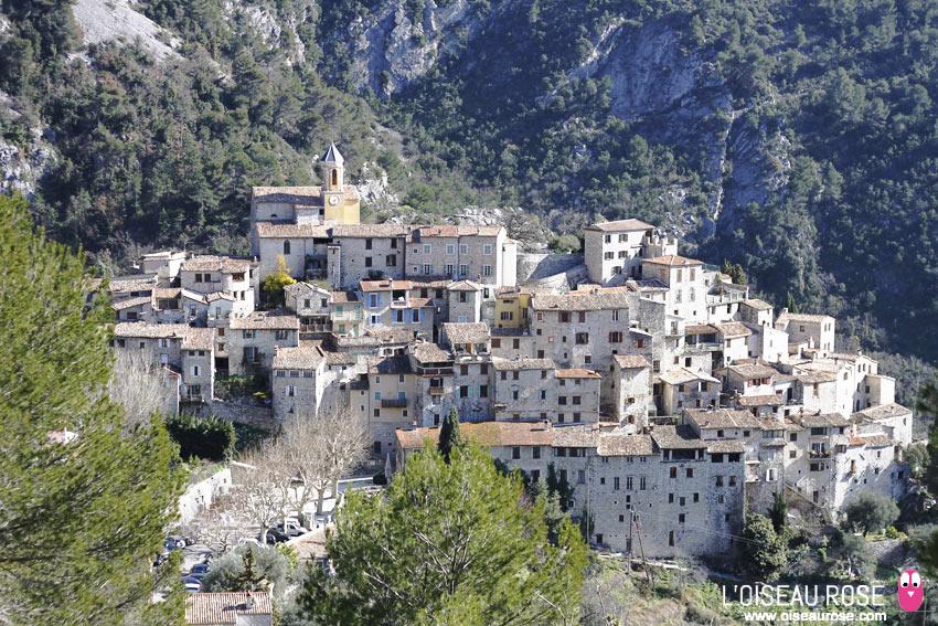Côte d'Azur: une randonnée autour de Nice à Peillon Village