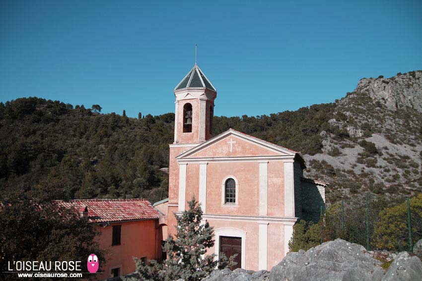 Eglise de la Transfiguration, Peillon village