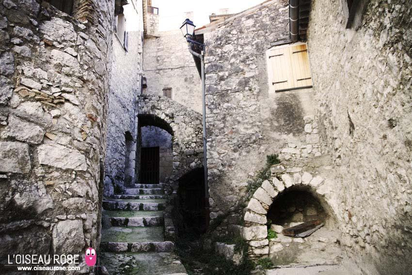 Peillon village - Côte d'Azur
