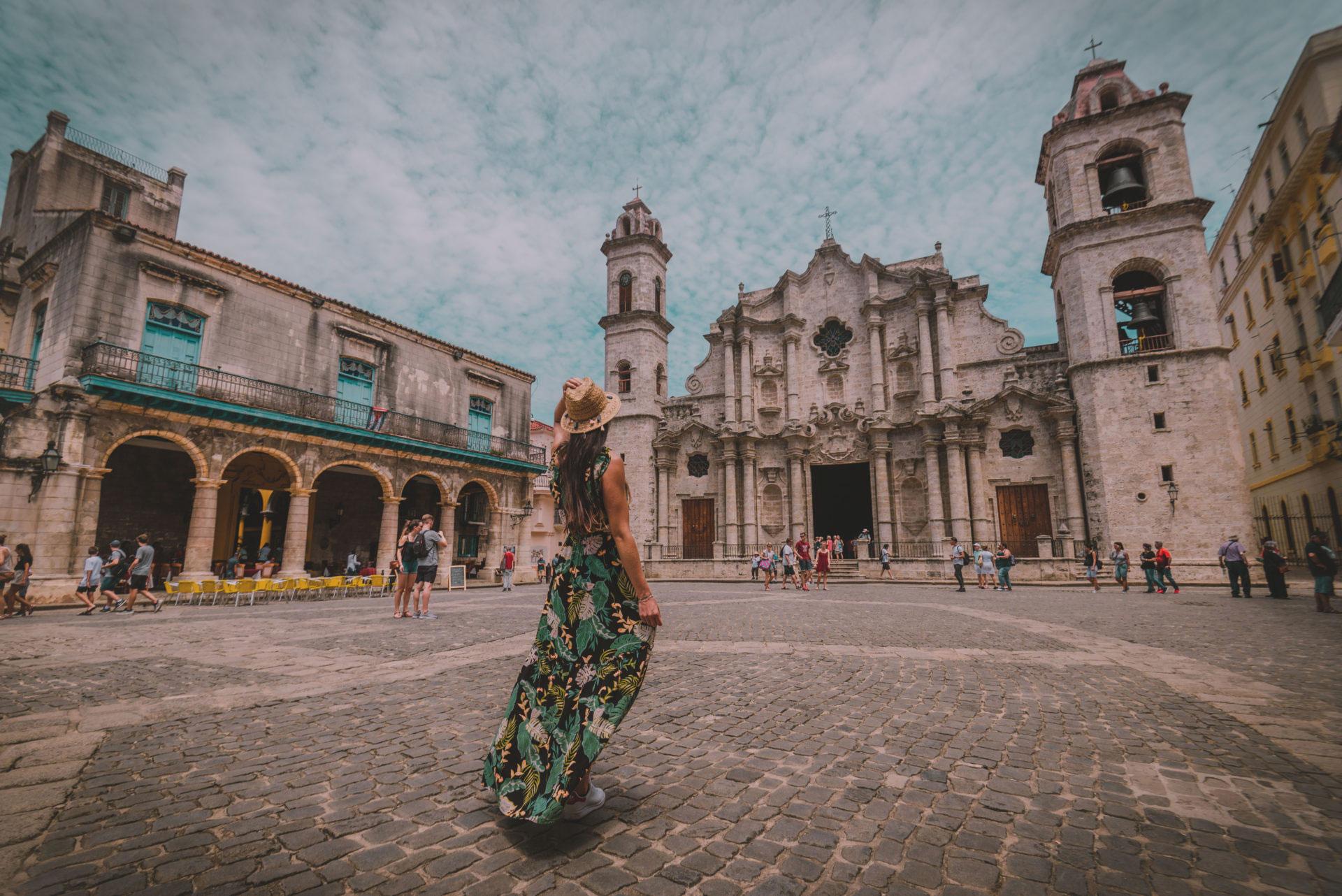 Place de la Cathédrale, La Havane