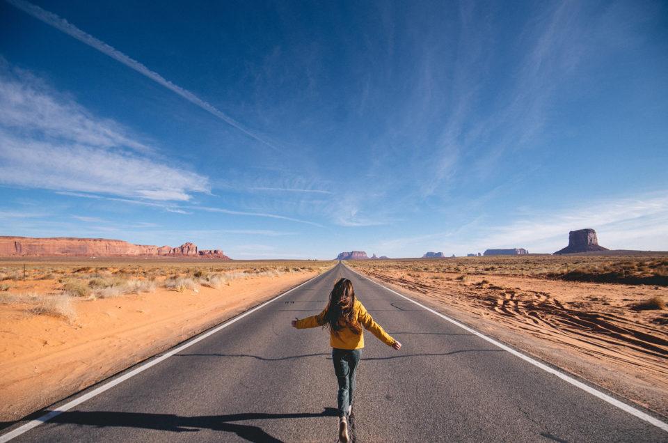 Pratiquer la course à pied... Pour mieux voyager !