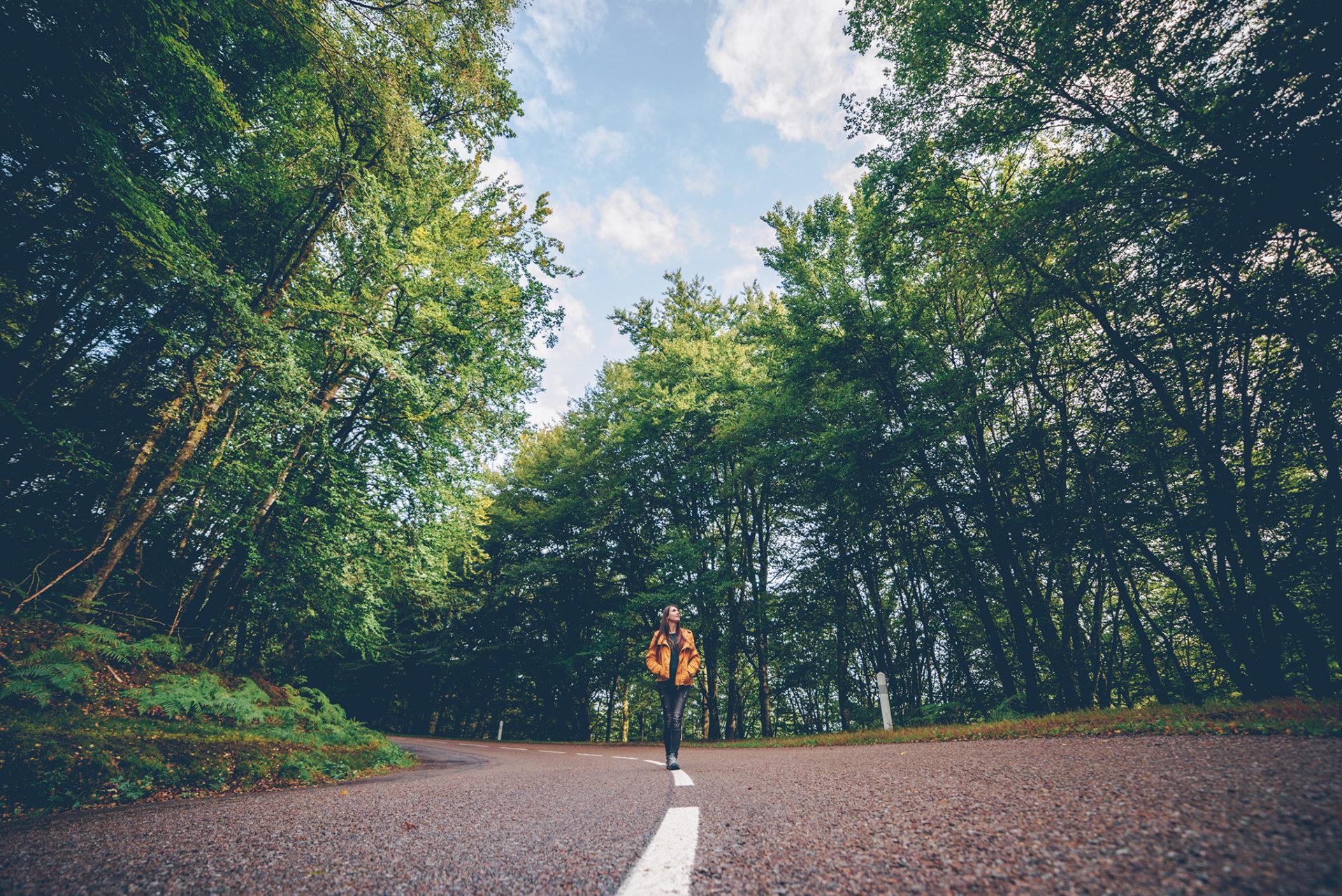 roadtrip dans la Nièvre