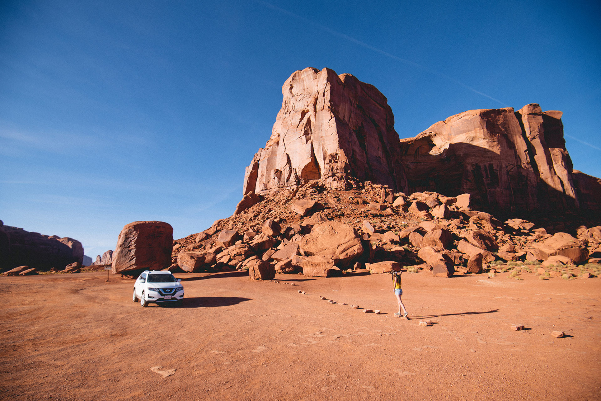 louer voiture road trip USA