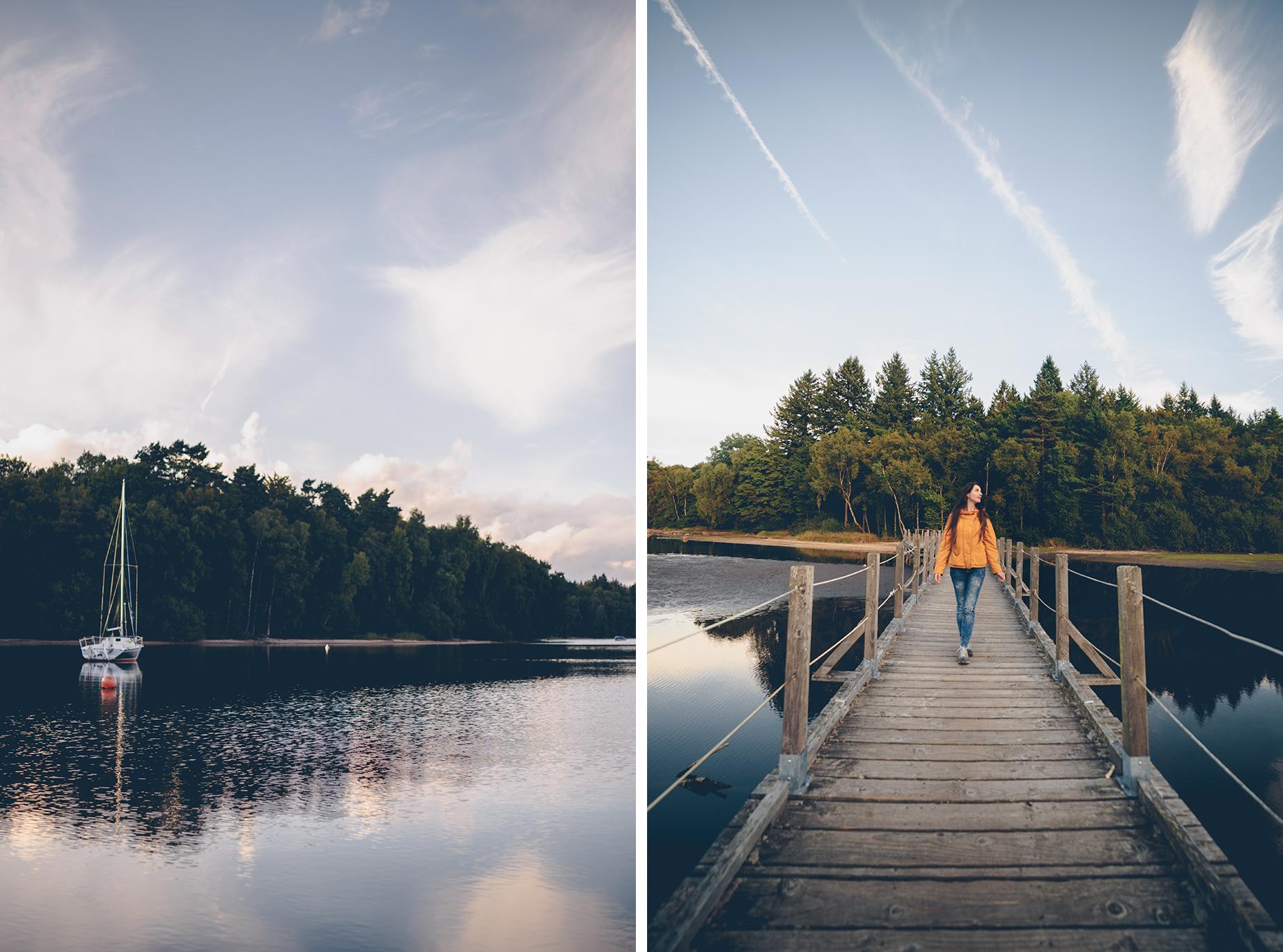 visiter lac des Settons