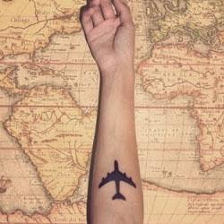 tatouage-voyage-avion1