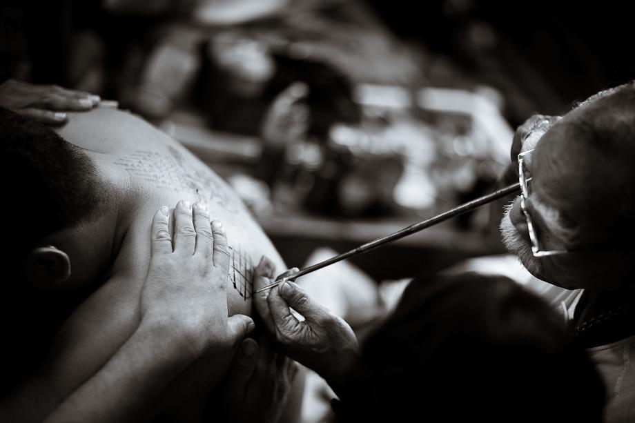 Se faire tatouer en voyage, une fausse «bonne idée» ?