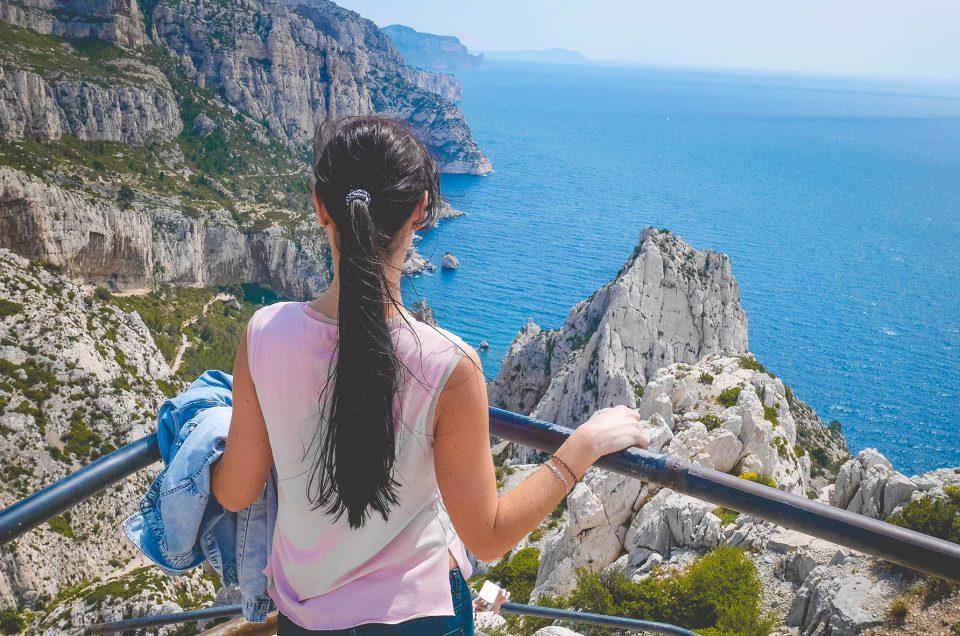 Visiter les calanques de Marseille, à pied