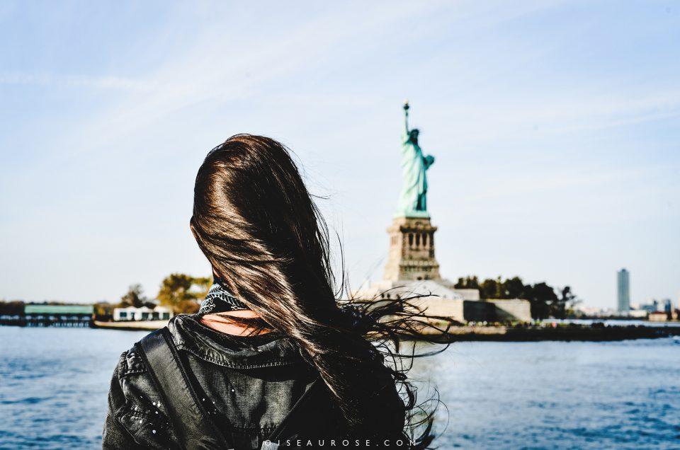 Visiter la Statue de la Liberté : conseils et impressions…
