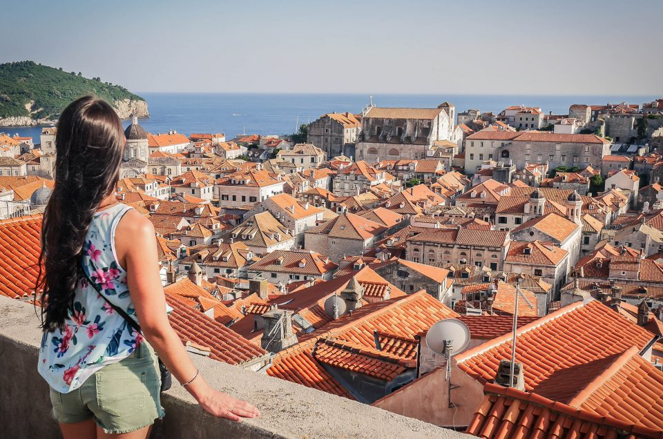 Visiter Dubrovnik le temps d'un week-end